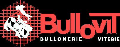 Bullovit logo sito bianco